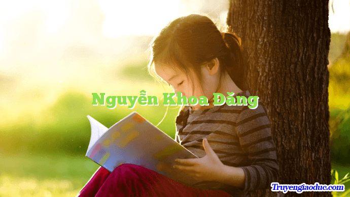 Nguyễn Khoa Đăng