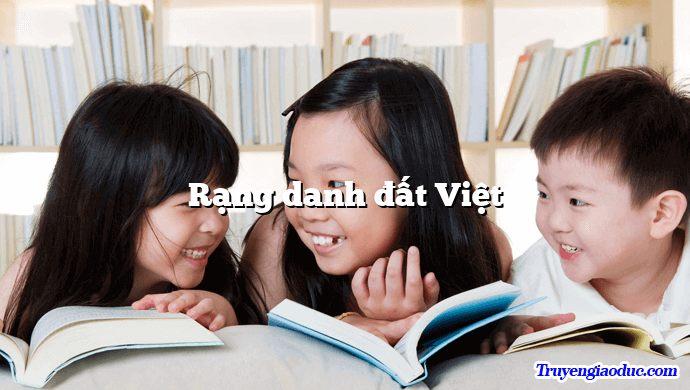 Rạng danh đất Việt