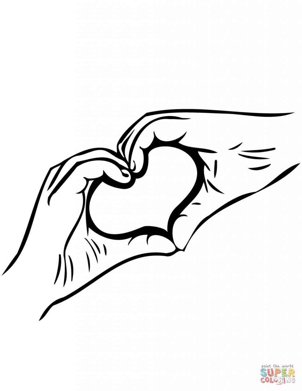 50 buc tranh to mau hinh trai tim dep nhat danh tang cho be 6 - 50+ bức tranh tô màu hình trái tim đẹp nhất dành tặng cho bé