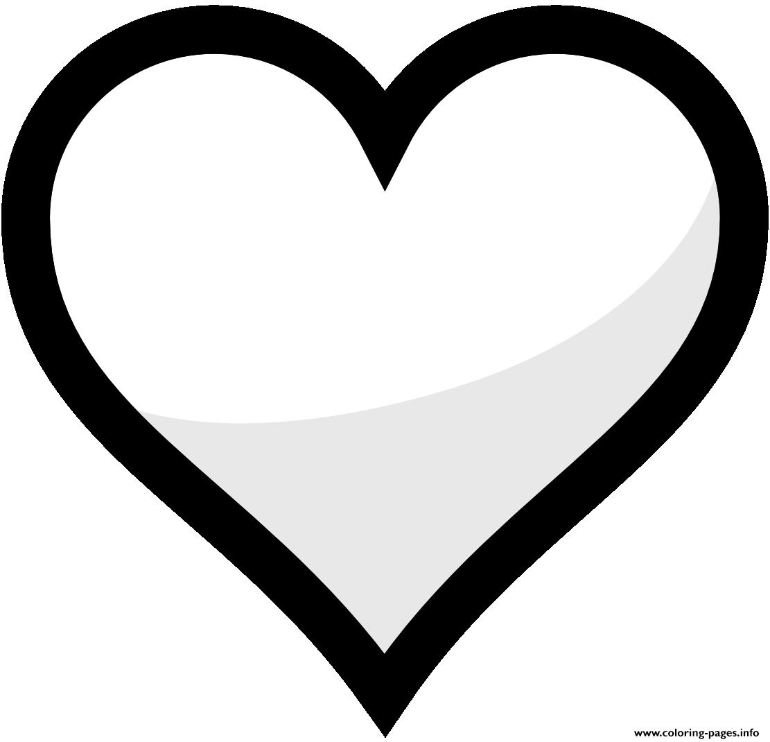 Tổng hợp các bức tranh tô màu hình trái tim đẹp nhất dành tặng cho bé1