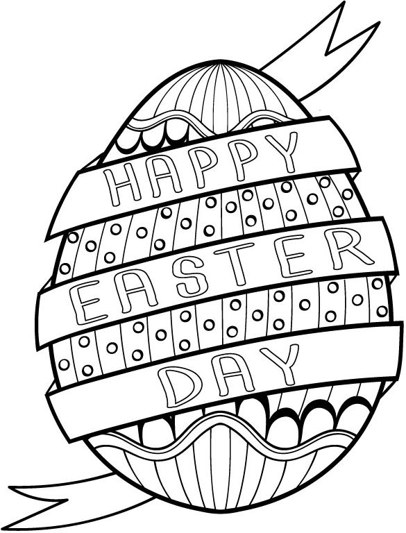 quả trứng chúc mừng lễ phục sinh