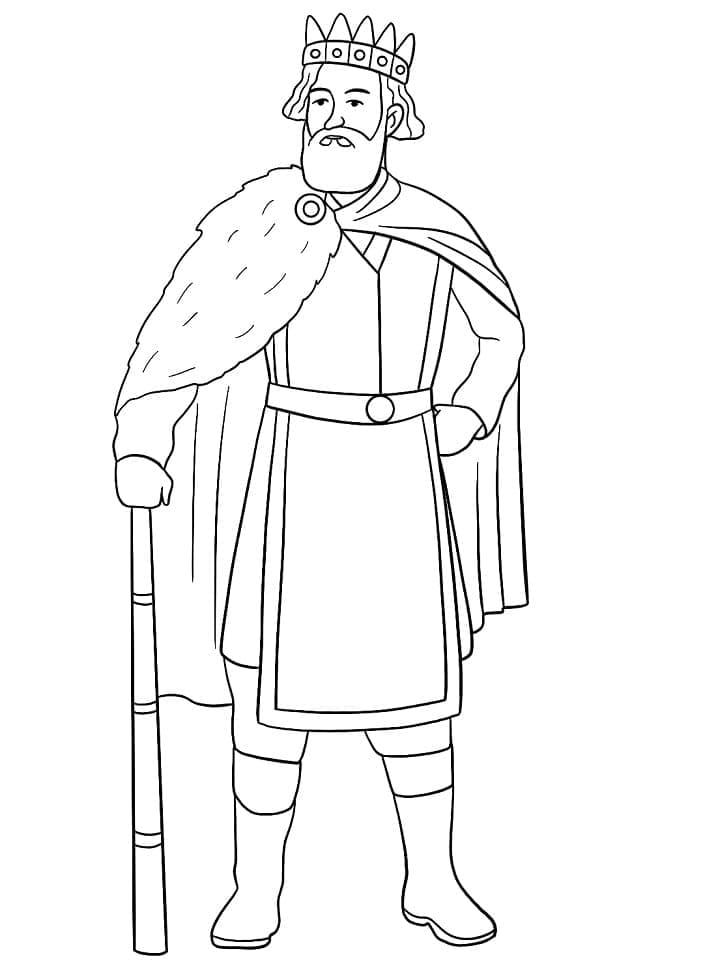 Vua Thời Trung Cổ