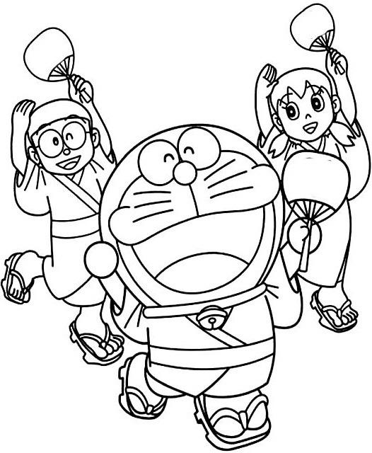 doraemon, nobita và shizuka
