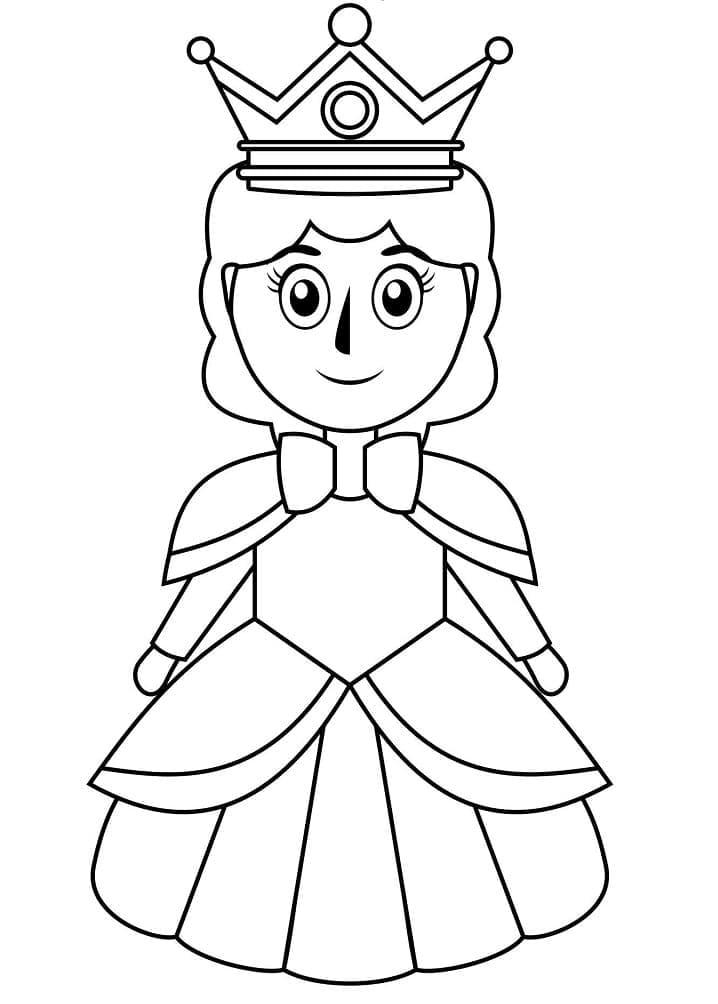 Nữ Hoàng Đáng Yêu